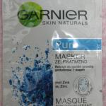 Masque auto-chauffant Garnier