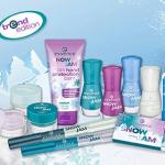 La collection Snow Jam d'Essence