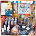 La collection Vintage District d'Essence !