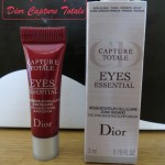 [revue] Sérum yeux Eyes Essential Dior Capture Totale