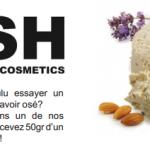[Bon plan] Nettoyant visage Lush gratuit jusqu'au 1er juillet 2013 !
