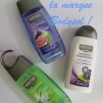 Découverte de la marque Bodysol : shampooing et gels douche, ils valent le coup ?