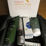 La Deauty Box d'octobre 2013 : Vitality !