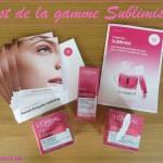 La gamme Sublimist de L'Oréal : pore-faite ?
