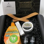La Deauty Box de décembre 2013 : un beau cadeau de fin d'année ?