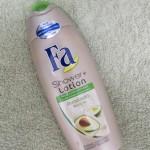 Fa Shower + Lotion Avocat ou la douche crème hydratante
