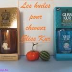 Que valent les huiles pour cheveux Gliss Kur ?