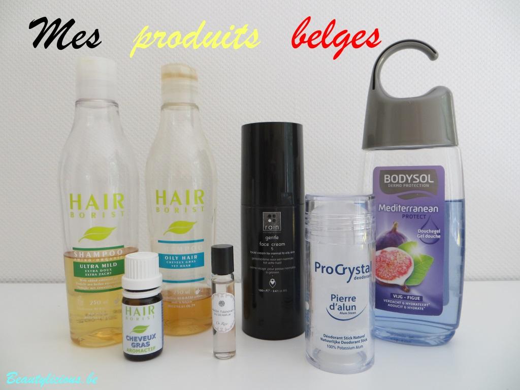 Les produits de beauté belges de ma salle de bain ...