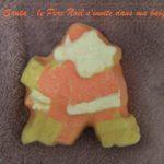 Dashing Santa de Lush : le Père Noël s'invite dans ma baignoire (en tout bien tout honneur) !