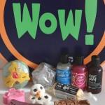 Concours WOW de Lush : 10 produits à gagner pour se remettre dans l'ambiance de Noël !
