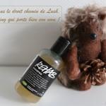 Retour dans le droit chemin de Lush, le shampoing qui porte bien son nom !