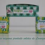 Gros coup de cœur pour les mignons produits solides de Lamazuna !