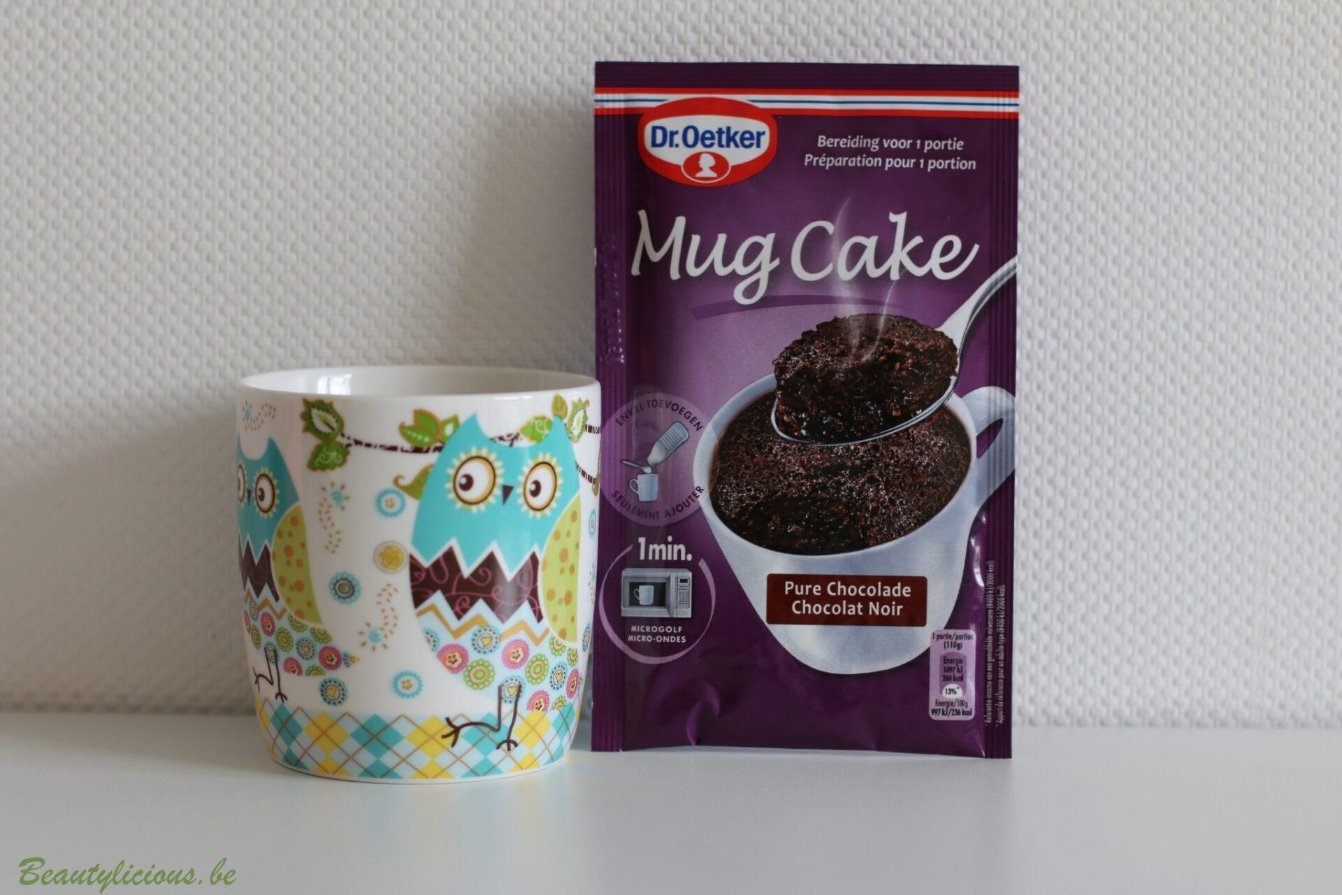 Mug Cake N