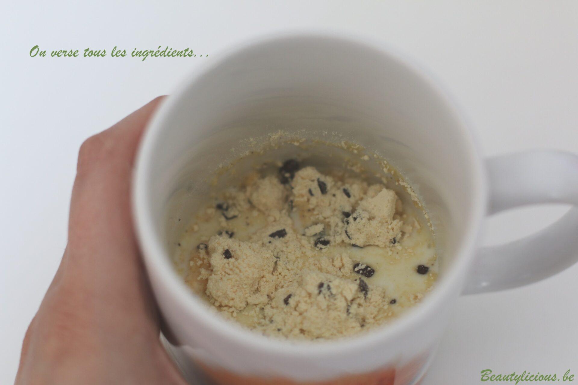 Mug Cake Chocolat Alleg Ef Bf Bd