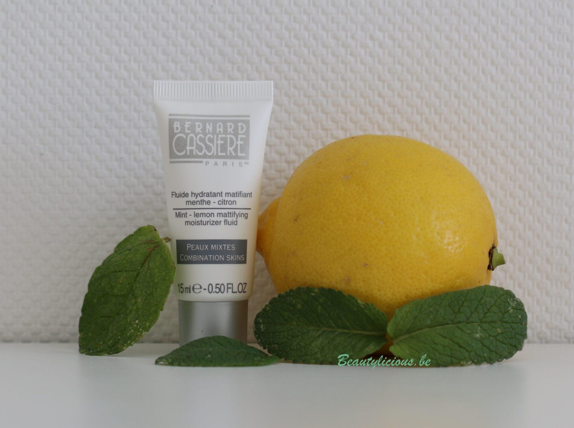 Quand la menthe et le citron s associent pour venir la rescousse de ma peau beautylicious - Quand cueillir les citrons ...