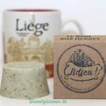 Lîdjeu, des savons naturels et faits à Liège, j'adore !