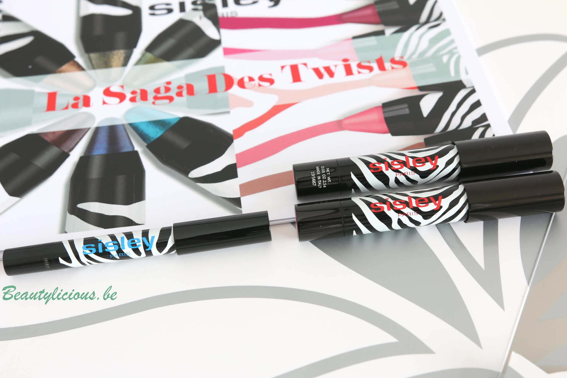 La version mat des Phyto-Lip Twist de Sisley ? Je dis oui