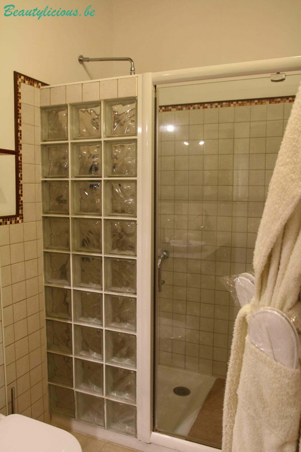 La grande douche