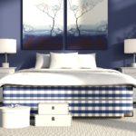 Inspiration #2 : une chambre à coucher épurée et pratique