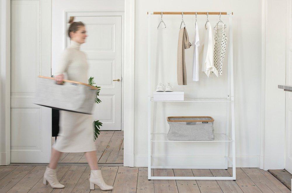Portant pour vêtements Brabantia