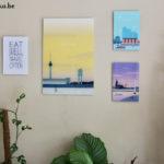 Faites rentrer l'art chez vous avec Posterlounge (+ code promo)